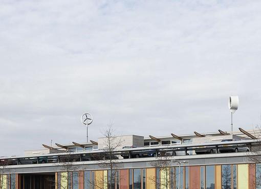 Bewoners deel Houtkwartier Leiden vrezen windturbines op schooldak