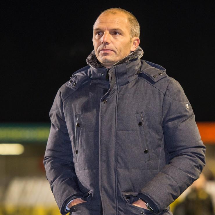 VVV-trainer Maurice Steijn © Hollandse Hoogte