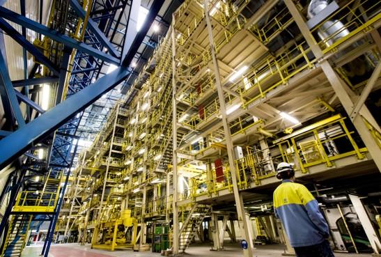 Hoogovens en andere Tata-fabrieken staan vier dagen stil voor onderhoud