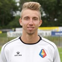 Fabian Serrarens zorgde voor de 2-0