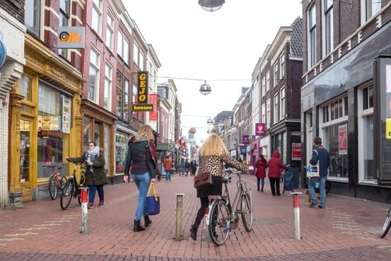 Leiden mist rust en ruimte