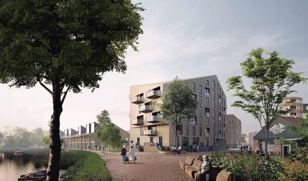 Ambities Zaanstad komen tot uiting in nieuwe wijk Bannehoven