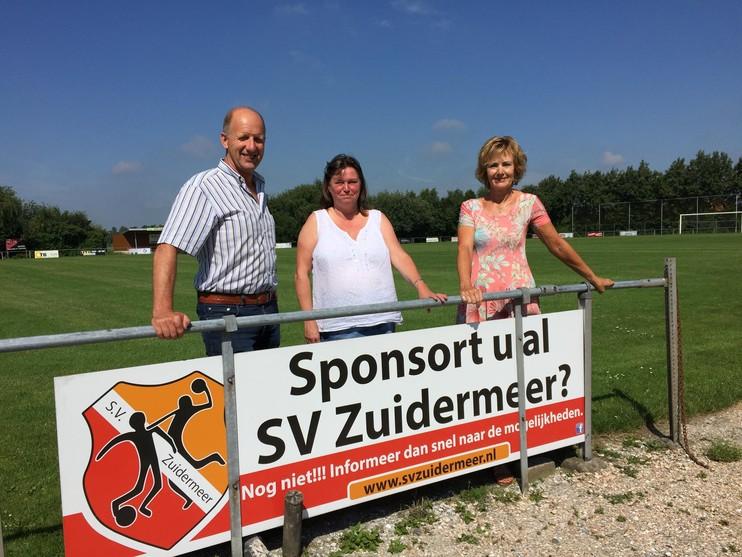 SV Zuidermeer wankelt door stijging lasten - Noordhollands Dagblad (persbericht) (Registratie)