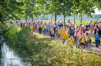 Dorpsvereniging Velserbroek onthutst over weigering scholen mee te doen met Avondvierdaagse