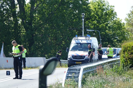 Omgekomen motorrijder is 57-jarige man uit Enkhuizen