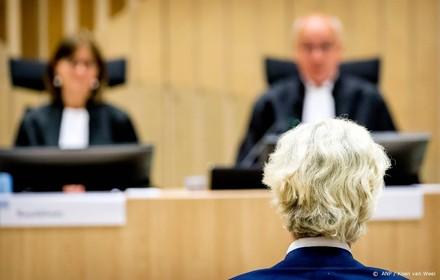 Wilders wil 'onzin' in gerechtshof niet horen