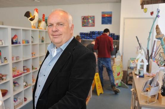 SIG bestaat vijftig jaar: 'Alle inwonende cliënten kennen directeur Jan Kroft en hij kent alle cliënten'
