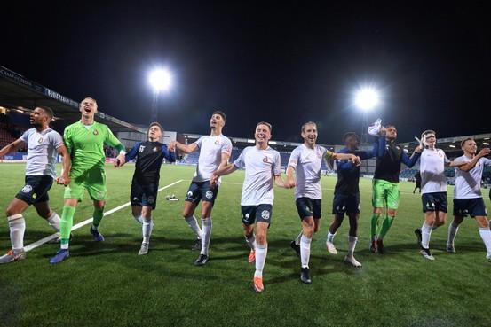 Telstar slaat op het juiste moment toe tegen FC Den Bosch, maar moet aanvallend nog groeien