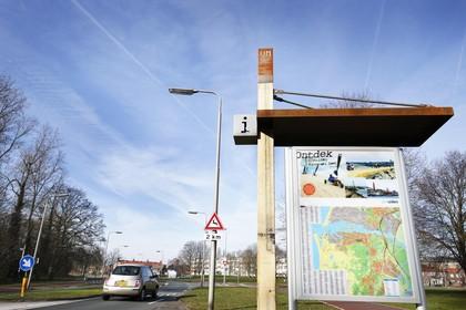 Nieuwe informatieborden: ontdek IJmuiden Rauw aan Zee
