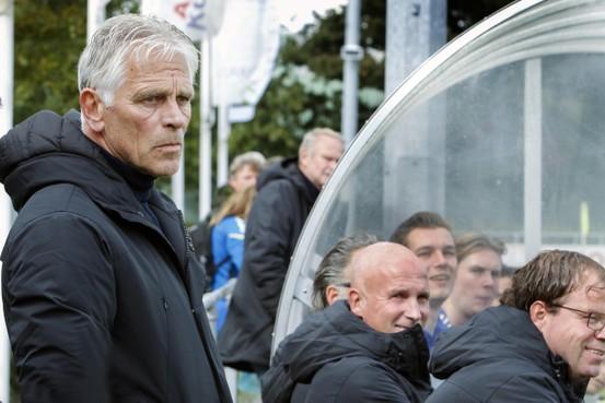 Ervaren rot Martin Haar (RKVV Velsen) keert bij Heerenveen wellicht terug in het betaalde voetbal