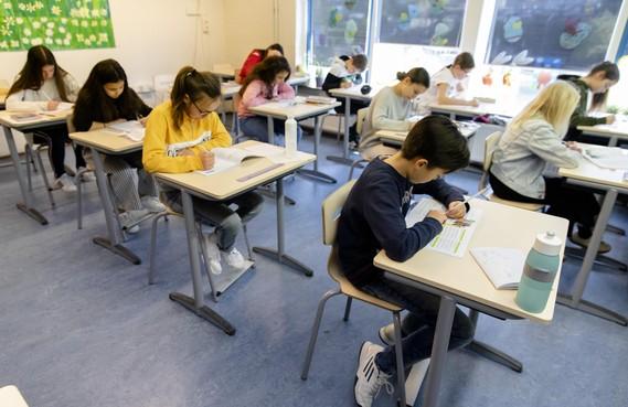 Zo'n 1.600 basisschoolleerlingen met verkeerd schooladvies door rekenfout in eindtoets, Haarlemse scholen hopen op snel meer duidelijkheid