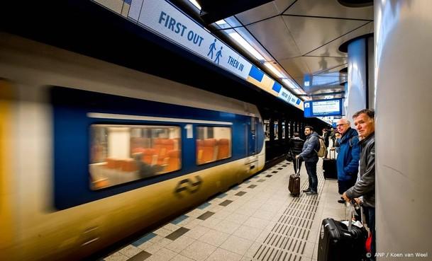 Treinverkeer Schiphol beperkt door onderhoud