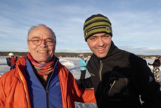Speciale Elfstedentocht voor Joost van het Kaar uit Santpoort-Noord