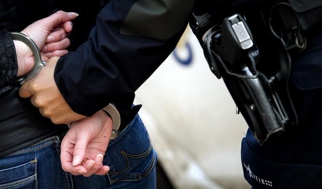 Arrestatie in Wijk aan Zee was oefening