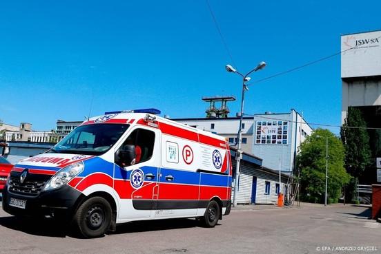 Trein botst op auto in Polen, vijf doden