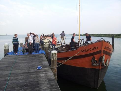 Enkhuizer scouting krijgt subsidie voor herstel wachtschip