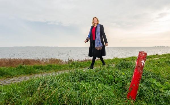 De vrouw van 12 miljoen met blauw bloed: Luzette Kroon stapt over naar 'de waterwereld'