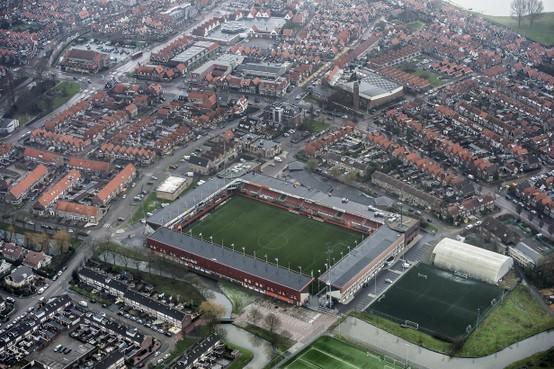 RKAV Volendam om veiligheidsredenen in Kras Stadion tegen SC Feyenoord