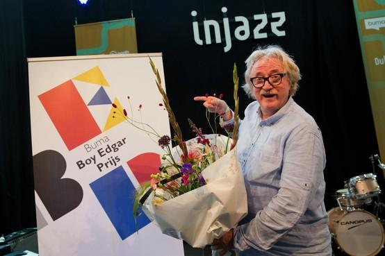 Boy Edgar Prijs winnaar Jasper van 't Hof naar Jazz & More
