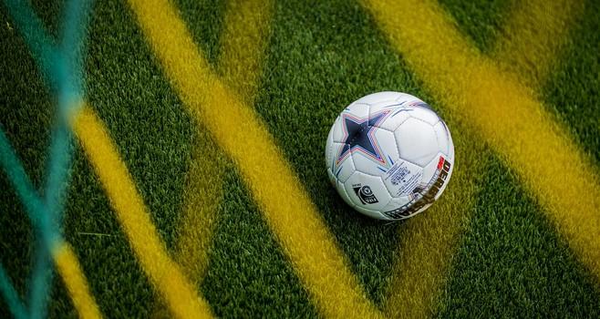 Jong FC Volendam komt met schrik vrij in Cuijk