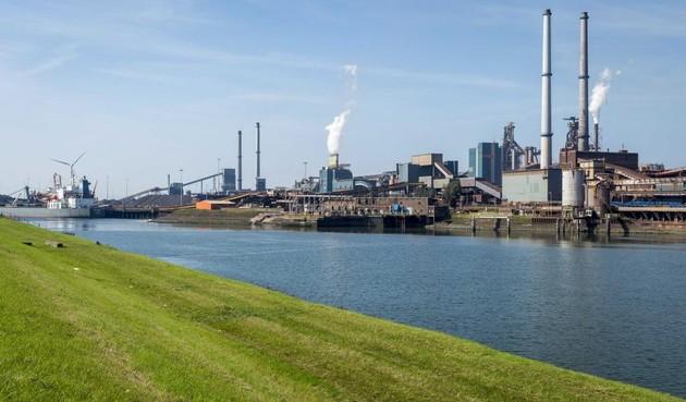 Strafrechtelijk onderzoek naar grafietuitstoot bij Tata Steel