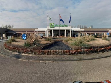 Chinezen kopen Holiday Inn Leiden