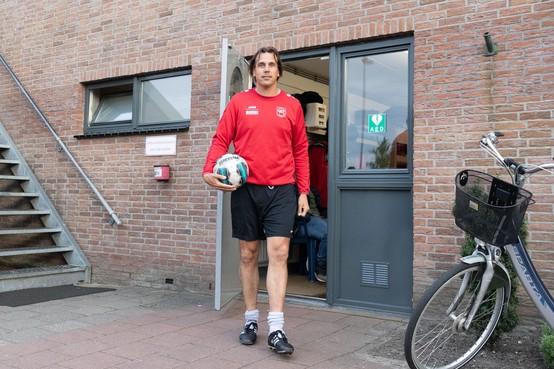 Cees Duijn werd bekend bij Hollandia en keerde voor zijn tweede jeugd terug bij Spirit'30, maar nu is het mooi geweest