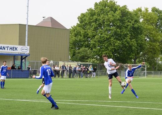 Ontsnappingskans Beemster na nederlaag tegen FC Den Helder erg klein