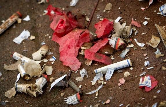 SP: 'Binnenstad Purmerend vuurwerkvrij'