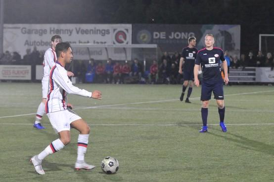 Fortuna Wormerveer loot in KNVB-beker Ter Leede, OFC naar DOVO