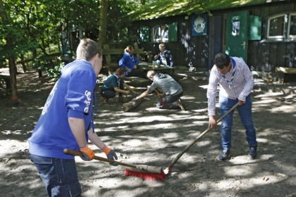 Hilversumse scoutinggroep viert 75 jarig bestaan; 'Eens een Argonaut, altijd een Argonaut'