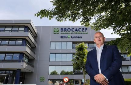 Apotheekgigant Brocacef bereidt zich voor op concurrentie: 'Doosjes uitgeven kan Bol.com ook'