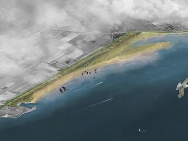 5,5 miljoen kubieke meter zand in Waddenzee bij Texel