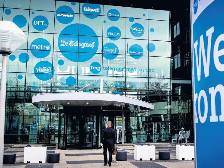 Mediahuis verhoogt overnamebod op TMG