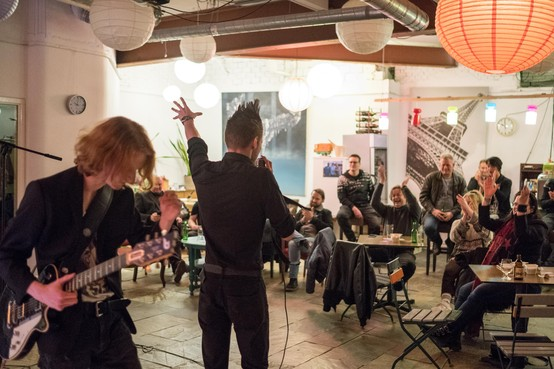 Haarlemse Popscene on Tour sluit succesvol seizoen af in Patronaat