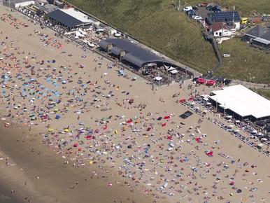 Bloemendaal duurste strand, IJmuiden aan Zee het goedkoopste