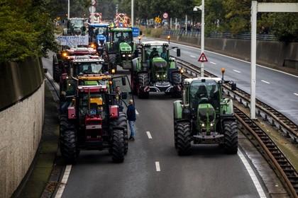 Nieuw boerenprotest op 16 oktober