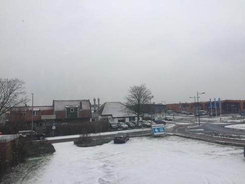 Stuur sneeuwfoto's naar redactie Dagblad Kennemerland