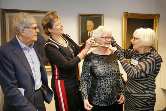 Laatste Zijper ambtsketen in vernieuwd museum