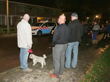 Zoektocht in Baarn naar inbreker