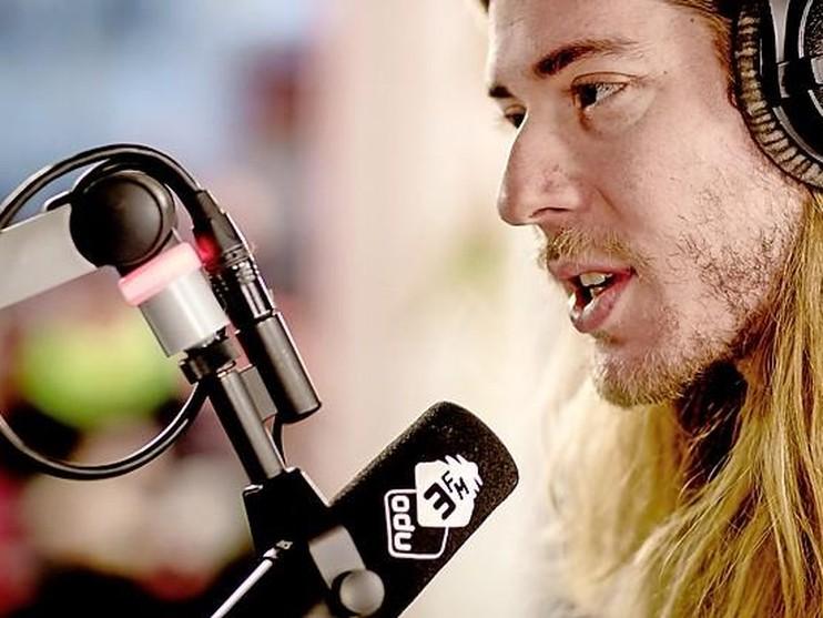 Frank van der Lende weer op werkdagen op 3FM