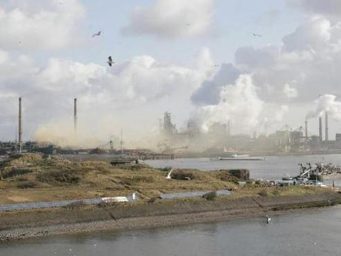 B en W Velsen hameren op vermindering CO2 na pittige rapportage luchtkwaliteit
