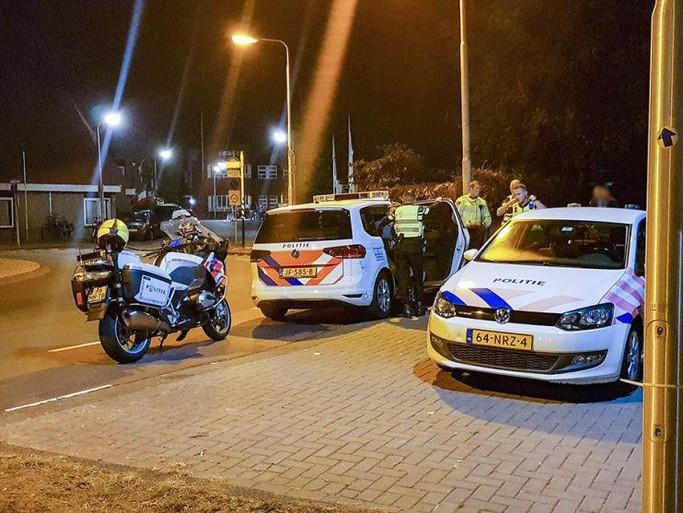 Twee mannen aangehouden nabij Santpoortse Feestweek
