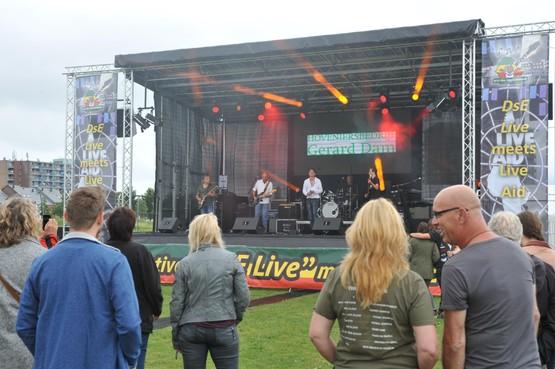 Lokale Live Aid in Broekpolder haalt fiks geld op: 25.960 euro voor Ethiopië