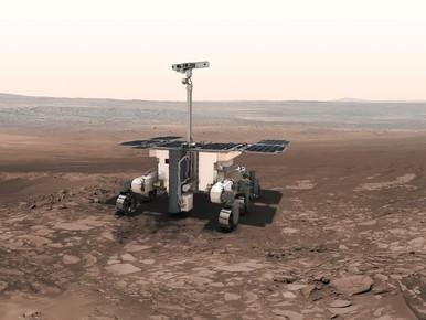 'Rover' ESA in 2020 naar Mars
