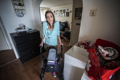 Doodzieke Leidse moeder (42): geschikt huis toch in zicht