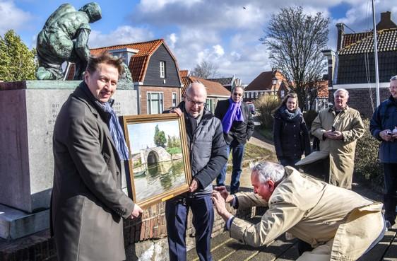 Nieuwe eigenaar voor ruim 400 jaar oude sluis Spaarndam