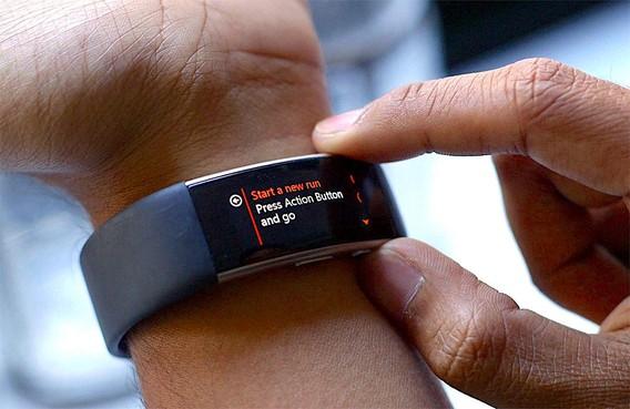Microsoft stopt met ondersteuning fitnessband