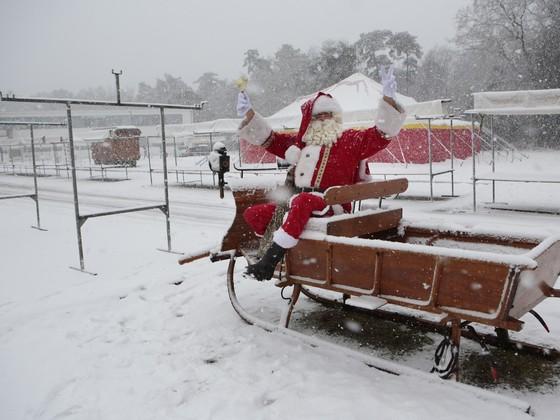 'Winterfair afgelast door sneeuw? Waarom?'