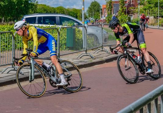 Rick van Breda te kloppen man in Warmenhuizen, de ronde die wielrenner uit Den Helder ook wil afvinken